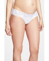 Cosabella Maternity Thong - Lyst