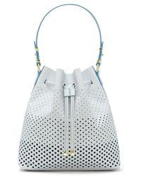 Vince Camuto 'Leila' Drawstring Bucket Bag - Lyst