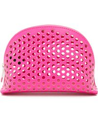 Loeffler Randall - Small Cosmetic Case - Lyst