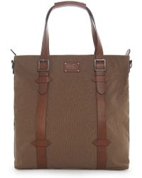 Mango - Canvas Tote Bag - Lyst
