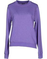 Cheap Monday Sweatshirt - Lyst
