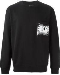 McQ by Alexander McQueen Film Print Sweatshirt - Lyst