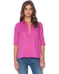 Cp Shades Pink Jay Shirt - Lyst