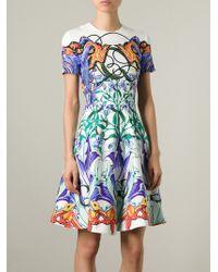 Mary Katrantzou 'Ponte' Dress - Lyst