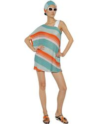 Missoni Sequined Viscose Knit Cover Up - Lyst
