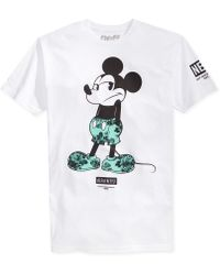 Neff Floral Shrug Life T-Shirt - Lyst
