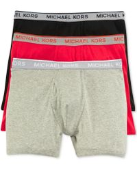 Michael Kors Mens Boxer Briefs 3pack - Lyst