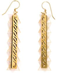 Sarah Angold Studio - 'Sintra' Earrings - Lyst