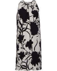 Dior Knee-length Dress - Lyst