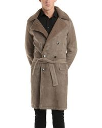 Simon Spurr - Ultra Luxe Shearling - Lyst