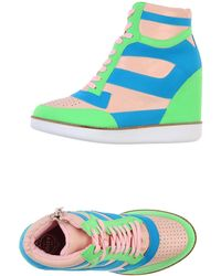 Jeffrey Campbell Hightops  Trainers - Lyst
