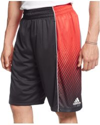 Adidas Fadeaway Shorts - Lyst