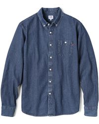 Obey Commerce Dissent Shirt - Lyst