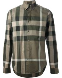 Burberry Brit Fred Shirt - Lyst
