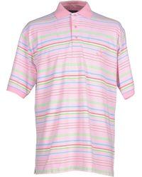 Façonnable - Polo Shirt - Lyst