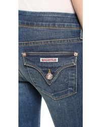 Hudson Jeans - Ginny Straight Ankle Jeans - Hollywoodland - Lyst