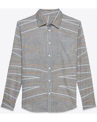 Billy Reid | Arthur Shirt | Lyst