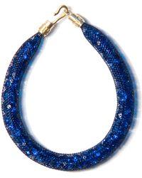 Peppercotton - Capri Swarovski Crystal Bracelet - Lyst