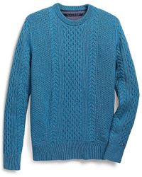 Tommy Hilfiger Vintage Cableknit Sweater - Lyst