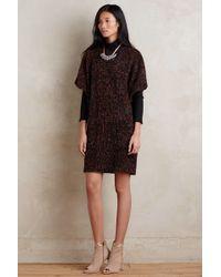 Anna Sui | Esme Turtleneck Tunic Dress | Lyst