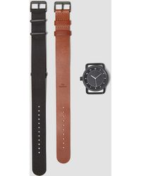TID - No1 Black/tan Wristband Black/tan - Lyst