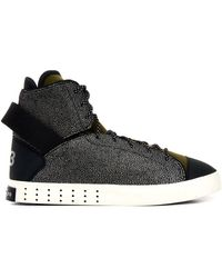 Y-3 Laver Hightop Trainers - Lyst
