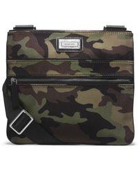 Michael Kors Windsor Camouflage Flat Crossbody Bag - Lyst