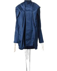 Bernhard Willhelm - Hooded Jacket - Lyst