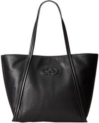 Cole Haan Black Camlin Tote - Lyst