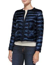 Moncler Lissy Short Puffer Jacket - Lyst