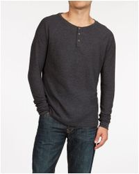 Threads 4 Thought Henley Thermal - Lyst