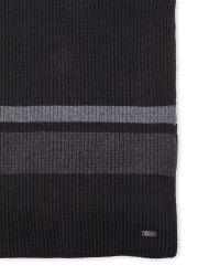 BOSS | Ribbed Knit Scarf | Lyst