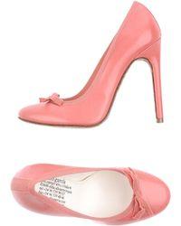 Pedro Garcia Court pink - Lyst