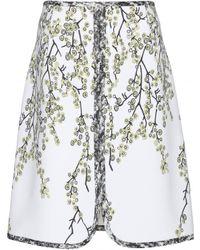 Giambattista Valli Printed Skirt - Lyst