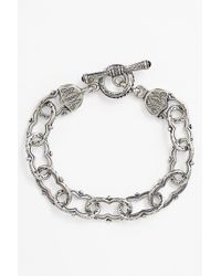 Konstantino 'Classics' Link Toggle Bracelet - Lyst