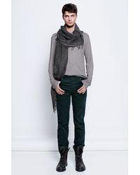 Zadig & Voltaire Man T Shirt Tolu Patch - Lyst