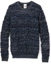 S.N.S Herning Black Loop Sweater - Lyst