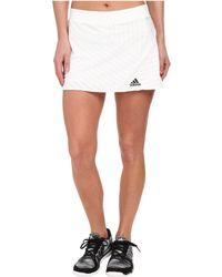 Adidas Tennis Sequencials Skort - Lyst
