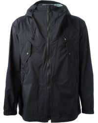 White Mountaineering Hooded Parka - Lyst