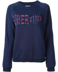 Libertine-Libertine - Eden Sweater - Lyst