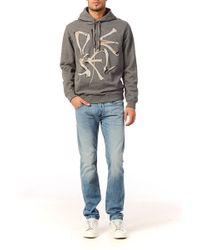 Diesel Sweatshirt  00sexm 0iaeg Sbone - Lyst
