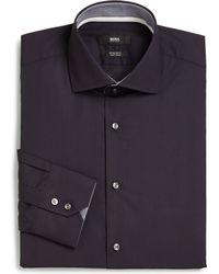 Boss by Hugo Boss Regular-Fit Dress Shirt - Lyst