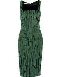 Antonio Berardi Jacquard Dress - Lyst
