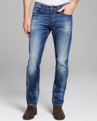 Diesel Jeans Buster Tapered Fit in Denim - Lyst