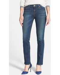 Kut From The Kloth 'Stevie' Straight Leg Jeans - Lyst