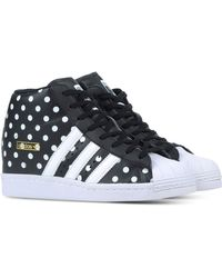 Adidas Originals High-Tops & Trainers black - Lyst
