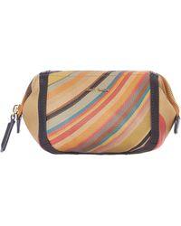 Paul Smith - Multi Coloured Swirl Cosmetics Bag - Lyst