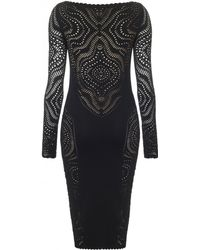 Temperley London   Raya Fitted Dress   Lyst