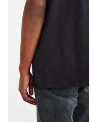 BDG - Raw-edge Short-sleeve Pullover Sweatshirt - Lyst