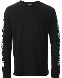 Surface To Air Axe Print Tshirt - Lyst